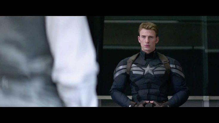 Doblado Doblado: Captain America: The Winter Soldier -- trailer and worksheet identifying por y para