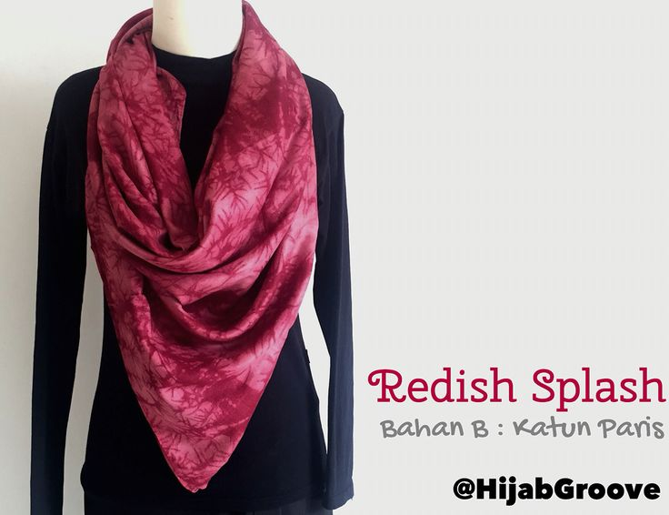 Shawl or Hijab can do!!   Pashmina or Square it's up to you