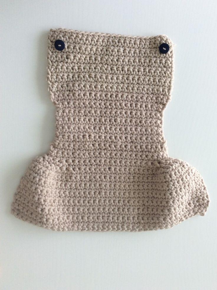 cache couche b b crochet crochet pinterest crochet b b et linge b b. Black Bedroom Furniture Sets. Home Design Ideas