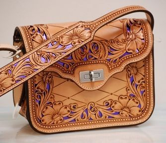 Hand tooled leather belts, Tanner Custom Leather Saddles, Chaps, Belts, Notebooks, Tucson, AZ Tucson, AZ Purses