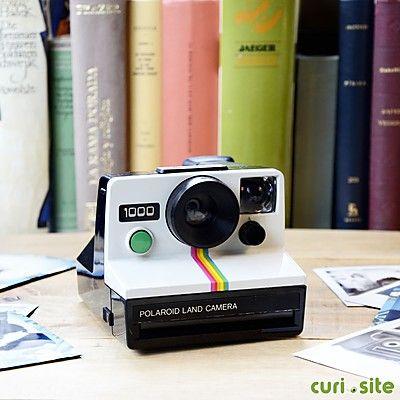 La Polaroid 1000: un mito de la fotografía instantánea