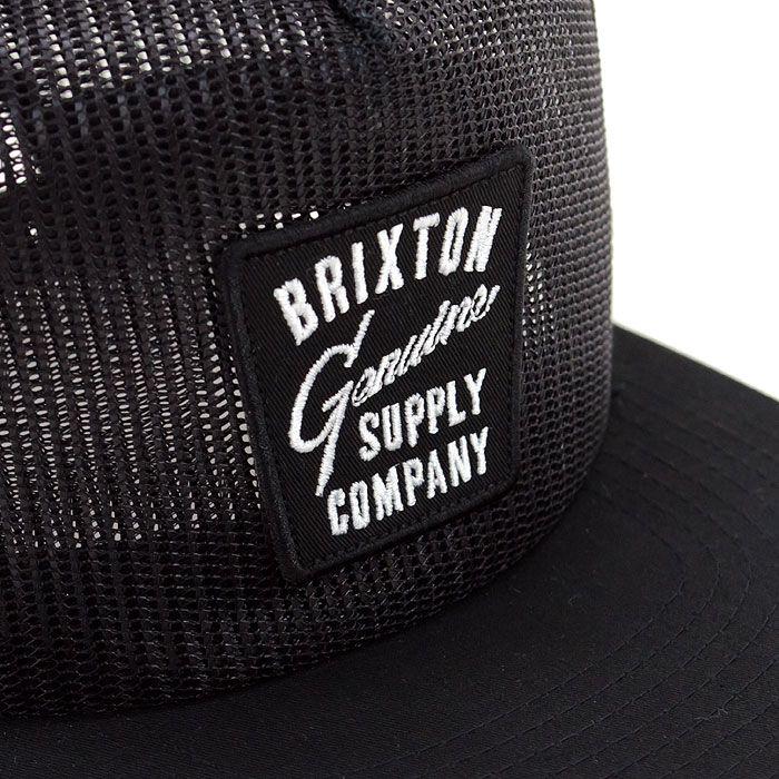 Snap back Cap Brixton hats and Trucker Cap DUNHILL MESH Cap BRIXTON