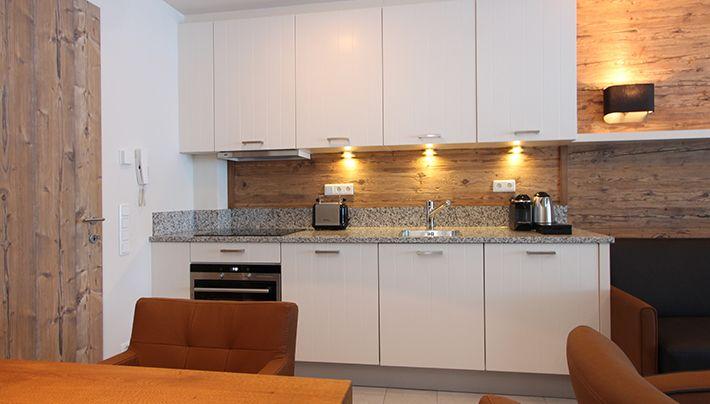 #kitchen - designer suite one bedroom