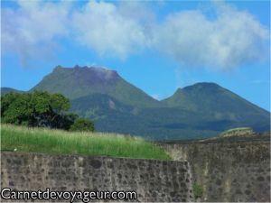 #Soufrière, #Guadeloupe. Le #volcan qui a façonné l'île.