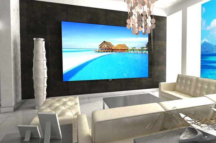 5 Series Fixed Zero Edge Flex living-room