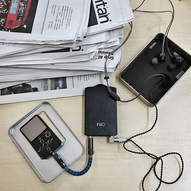 Fiio + Xduoo, or Fiio VS Xduoo ?    What is your opinion ? Tell me your answer.