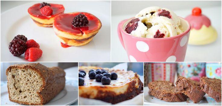 De beste koolhydraatarme recepten van mijn blog