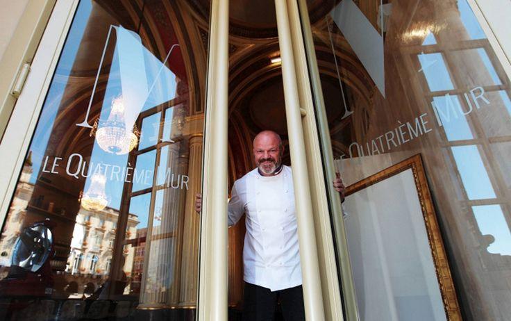 Le Quatrième Mur, Bordeaux, restaurant de Philippe Etchebest