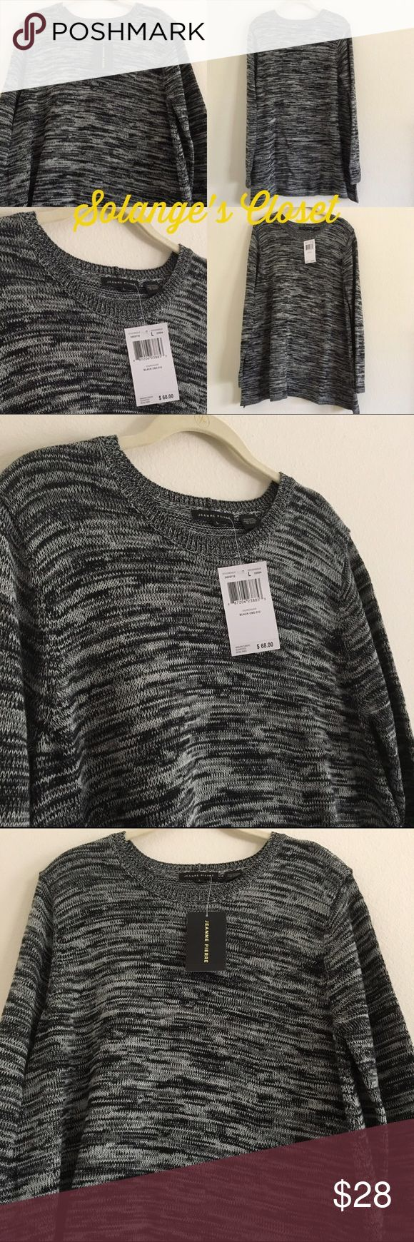 OVERSIZED SWEATER Tagged as Zara for exposure only! Size large but will fit a medium best! Zara Sweaters Crew & Scoop Necks