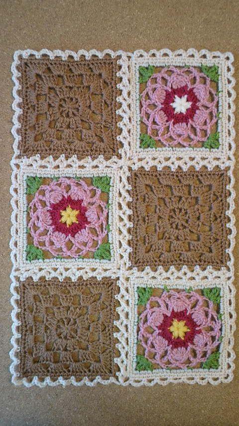 フェリシモ お花おざぶ23 ヤマブキの画像 | 野の花手芸噺