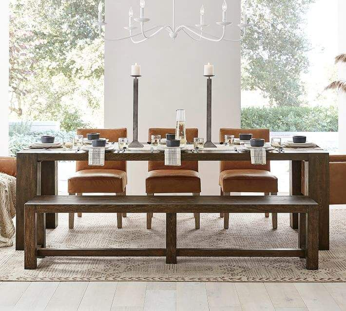 Shaw Dining Bench Classic Dining Room Dining Bench Contemporary Dining Chairs