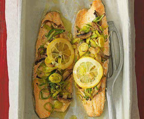 Les 563 meilleures images propos de cuisine entr es et - Cuisiner l omble chevalier ...