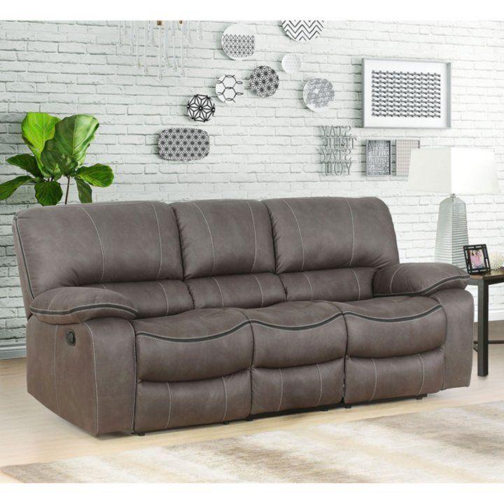 Theodore Fabric Reclining Sofa Reclining Sofa Sofa Upholstered