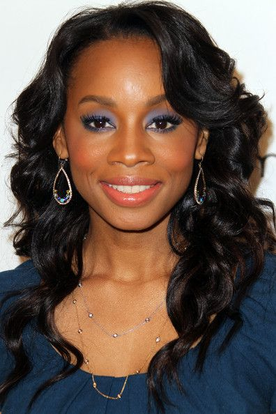 black actresses in hollywood | 4th Annual ESSENCE Black Women In Hollywood Luncheon (Anika Noni Rose)