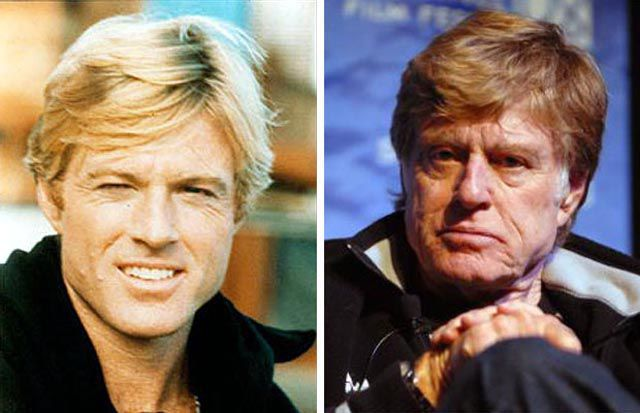 celebrities then and now | Celebrities Then and Now (42 pics)