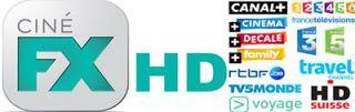 Arab Abu Dhabi Turk France tv beIN canal cine