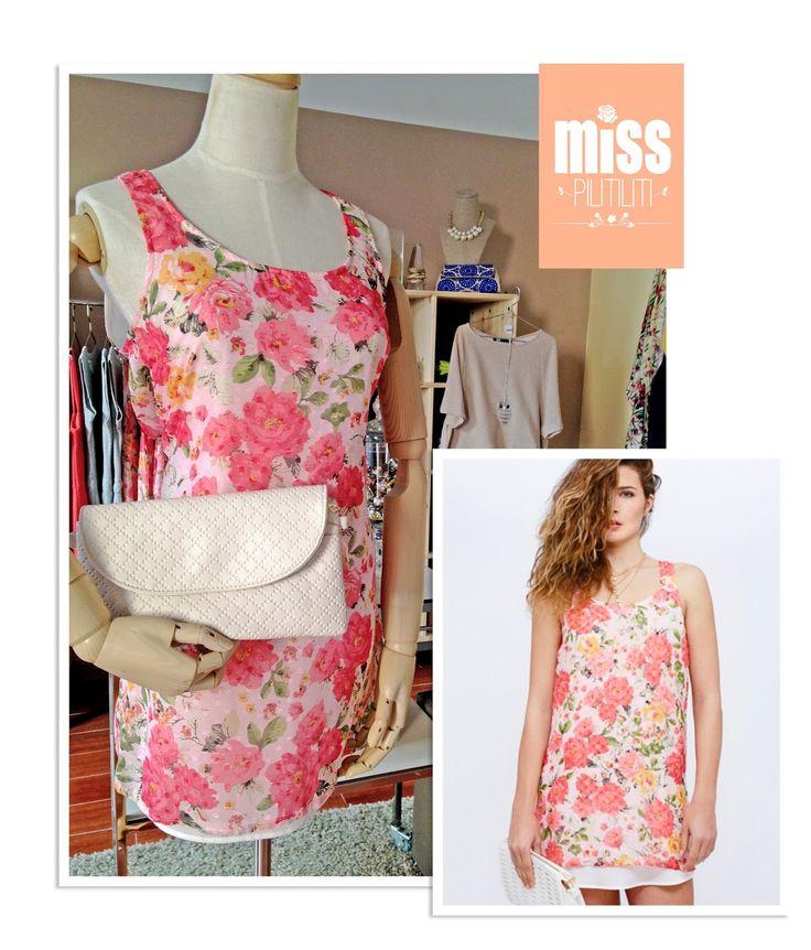 Miss Pilitiliti: Flores y más flores!!