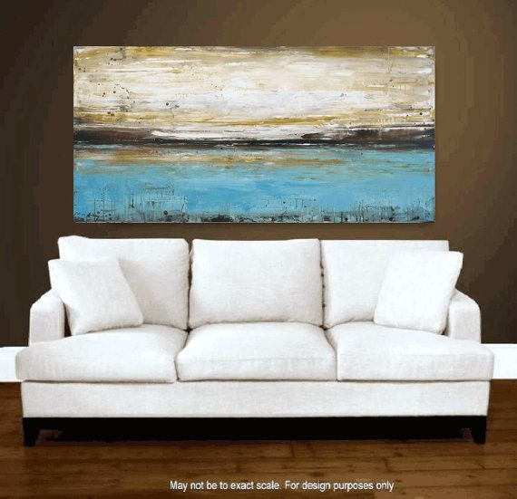 """Art Painting Acrylic painting 54"""" Abstract  Painting jolina anthony   decorative arts valentiens day gift"""