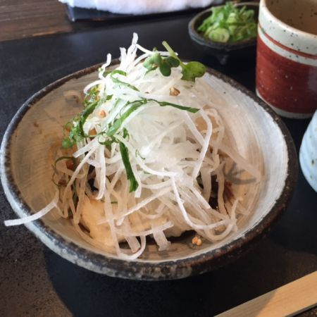 to-fu made from soba