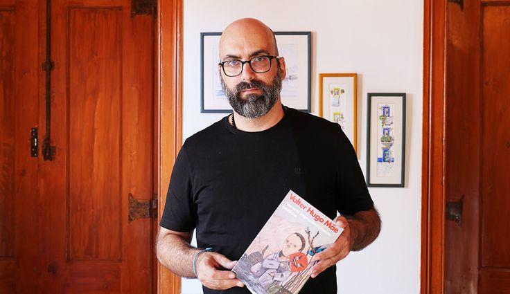 Vários pais de uma escola em Lisboa protestaram pela linguagem violenta que tem o primeiro romance do escritor português. Os especialistas do Plano Nacional de Leitura já reagiram.