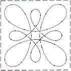 Free Quilting Stencils | ... quilting these block patterns require free motion quilting but are
