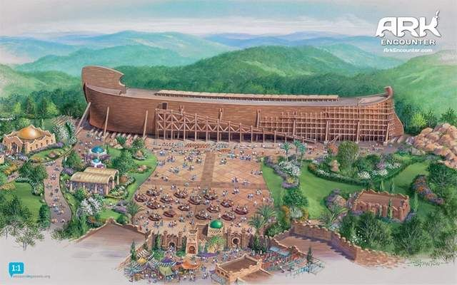 Jurassic Ark: Noah's Park