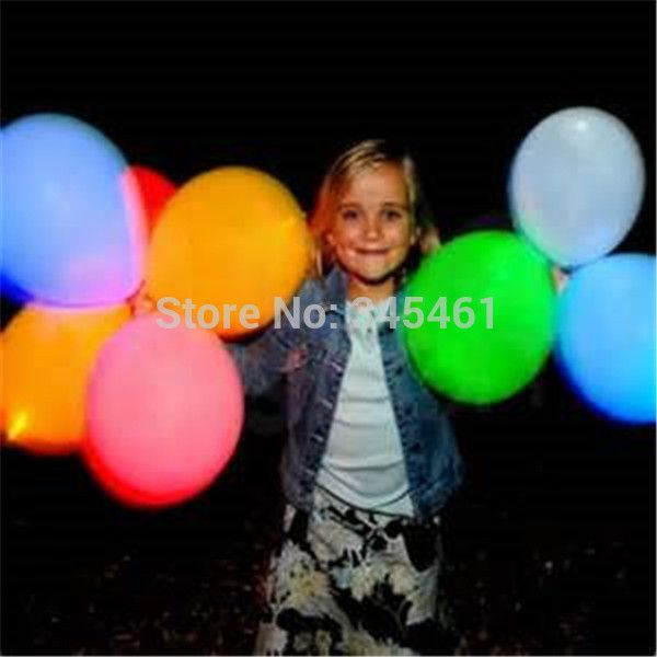 Find More Balloons Information about 20pcs Party LED Balloon Colorful Led Globle balloon  5 Colors Latex Balloon Light Led Glow Stick Luminous Balloon Free shipping,High Quality led latex balloons,China led light bulb dimmer Suppliers, Cheap balloon supplies from Igo Lighting Nine Co., LTD on Aliexpress.com