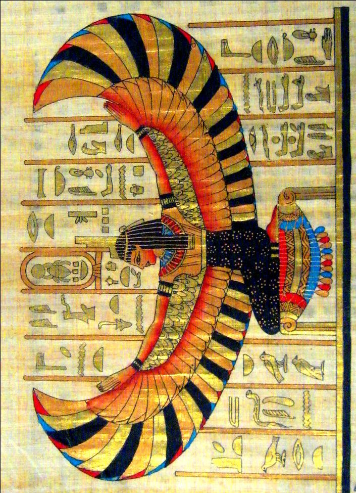 Twisting Symbolism: Isis is a Goddess and Not a Terrorist Gang! by Cathy Lynn Pagano - click to read this Excellent Article! #goddess
