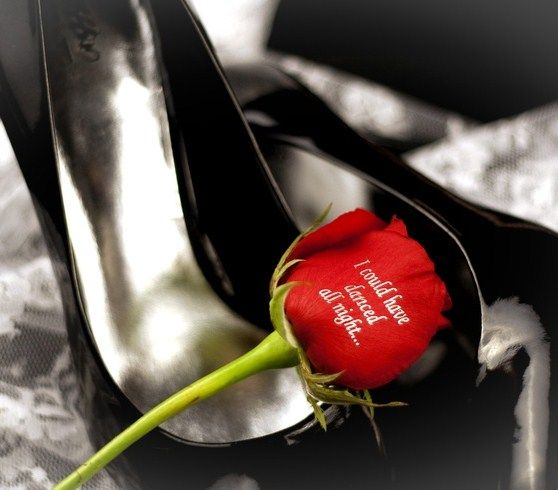 Dancing Shoes !! Share your Fave Shoes @UniqueRosesCA  #Luxury #Roses #Valentines #Gift #Love #Happy #Friendship #Toronto #Canada #UniqueRosesCA