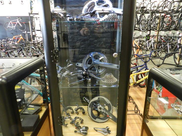 composantes de vélo
