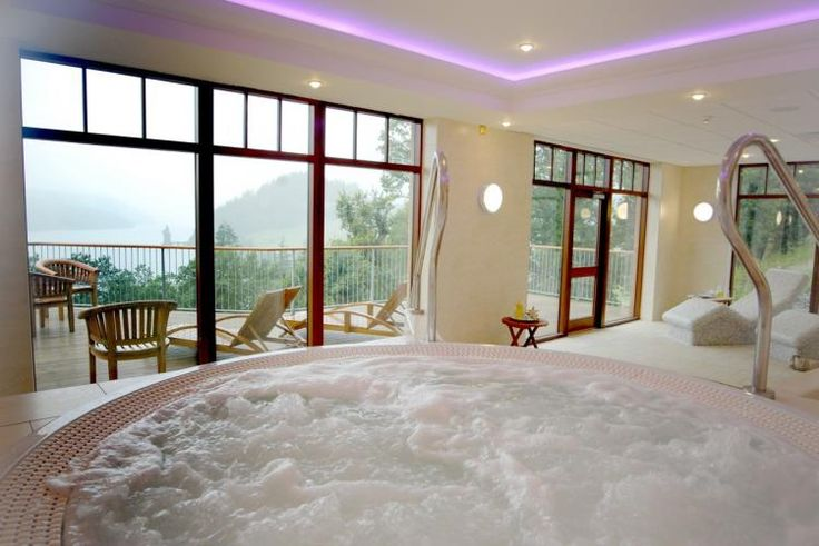 Spa Hotels, the best in North Wales