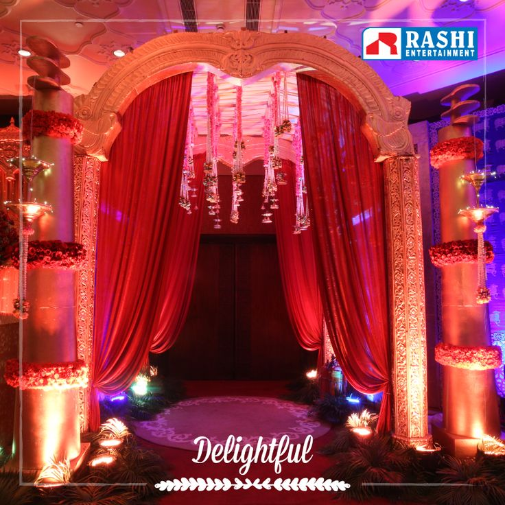 Make your guests fall in #love with the #delightful #wedding #decors!