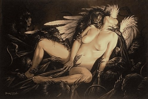 Women And Demons Sex Pictures 8