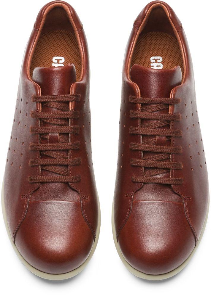 Camper Pelotas XLite Brown Casual shoes Men K100230-003