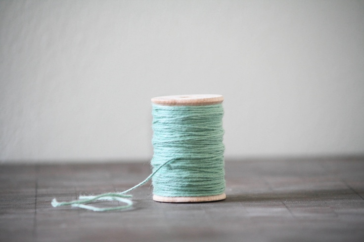 mint packaging twine | Olive Manna