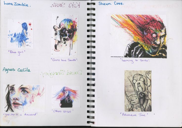artist research page 2