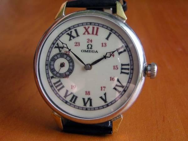 OMEGAオメガ1937年製スモセコアンティーク腕時計 シーマス/43000円 〆02月16日