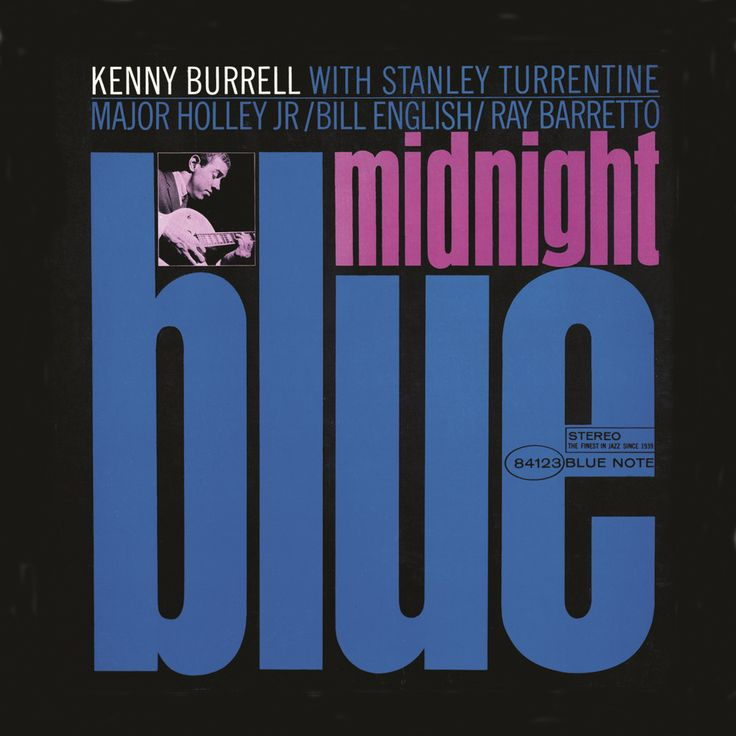 Kenny Burrell, Midnight Blue (2012 Remastered) in High-Resolution Audio - ProStudioMasters