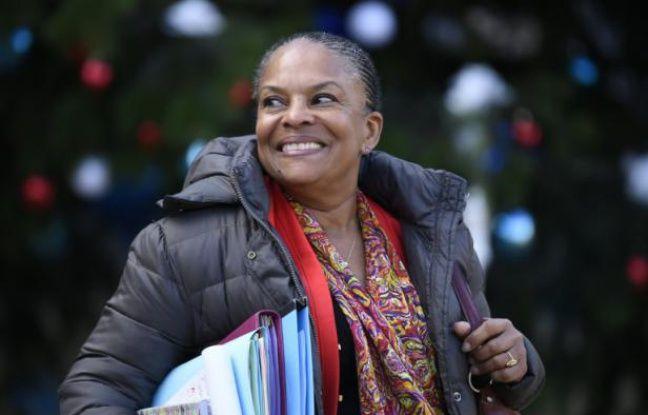 Gouvernement: Christiane Taubira démissionne