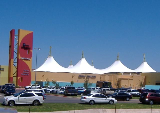 Oklahoma City Outlet Mall - Shopping Information
