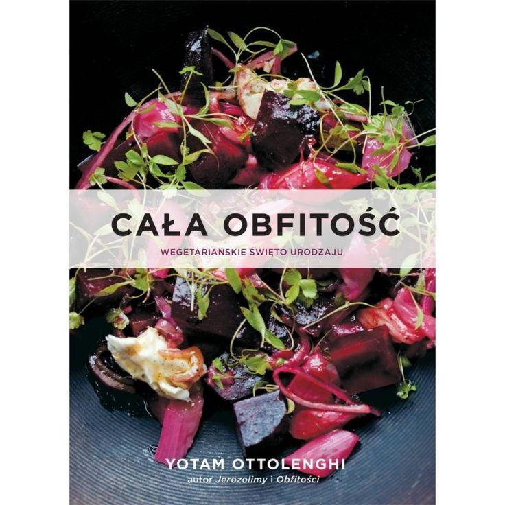 """Druga w pełni wegetariańska książka kucharska Yotama Ottolanghiego. 150 przepisów autora """"Jerozolimy"""", podzielonych według metody przygotowania.PREMIERA:09.11.2016"""