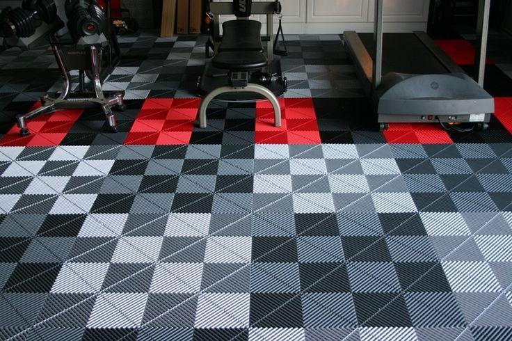 Interlocking Residential Flooring Tiles DREAM HOME