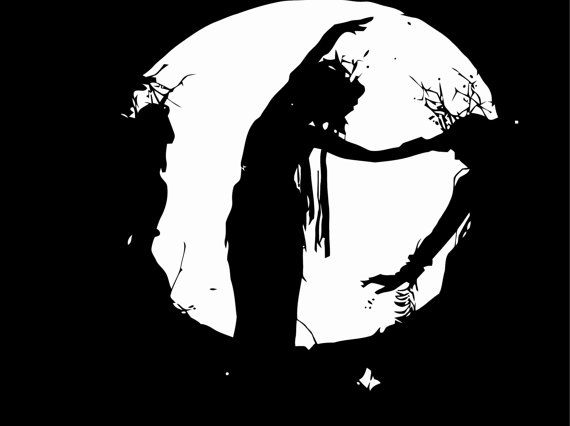 Check out this item in my Etsy shop https://www.etsy.com/ru/listing/488412555/the-moondance-silhouette-pagan-night