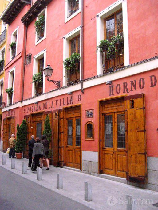 Restaurante  La Posada de la Villa