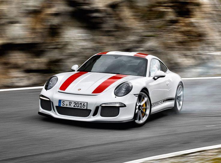 2017 Porsche 911 R 1