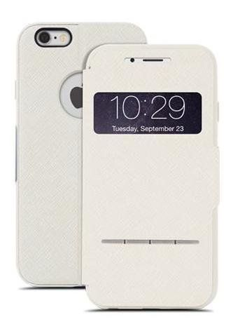 Moshi's SenseCover is an intricately-engineered portfolio case that provides smart functionality and 360-degree protection for your new iPhone. http://phonecasesfromthebest.com/iphone-6-cases