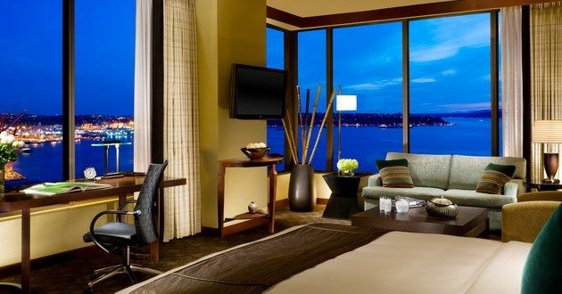 Click the pic and ENTER TO WIN a stay at Hotel 1000 in Seattle, Washington   Luxury Link #LuxuryLink