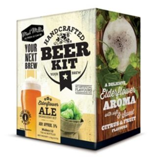 MAD MILLIE'S ELDERFLOWER GOLDEN ALE BEER KIT