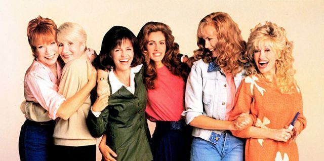 "Then and Now: The Cast of ""Steel Magnolias"""