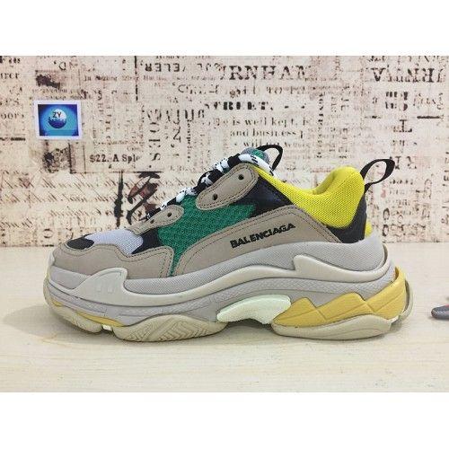 design de qualité f72dc fa210 sneakers balenciaga triple s femme